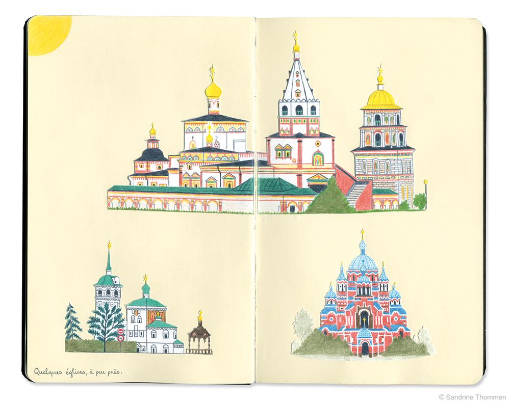 Voyage sibérien